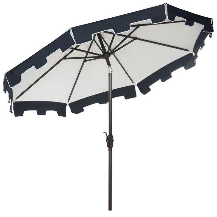 Lizarraga 9' Market Umbrella In  (View 17 of 25)