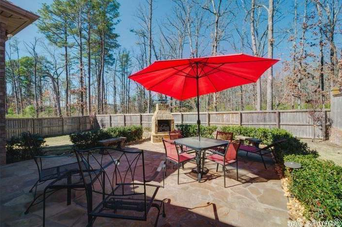 Lonoke Patio Rectangular Market Umbrellas With Newest 19008 Summershade Dr, Little Rock, Ar 72223 – 4 Beds/ (View 24 of 25)