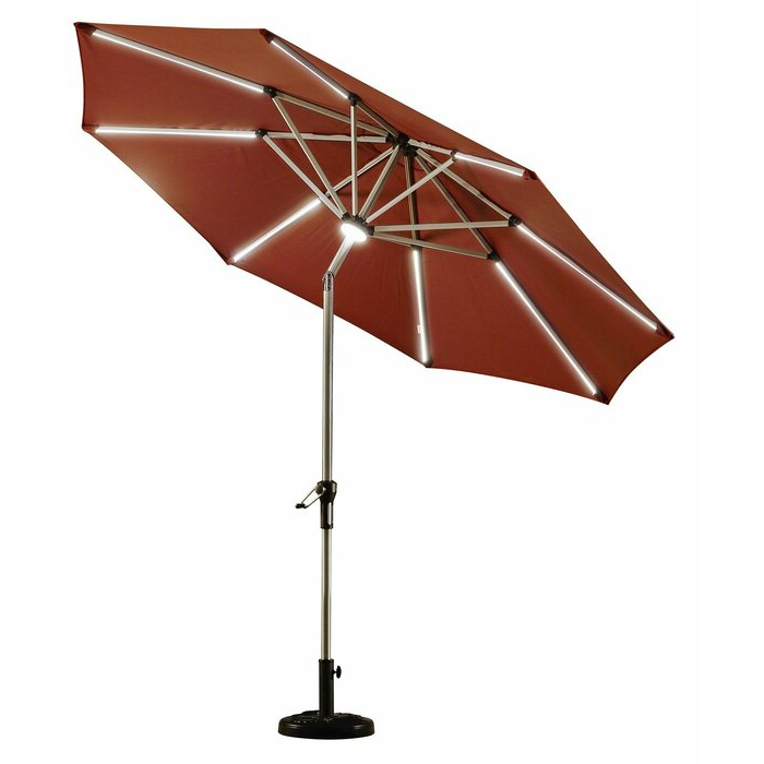 Maghull 9' Market Umbrella In Well Liked Eastwood Market Umbrellas (View 14 of 25)