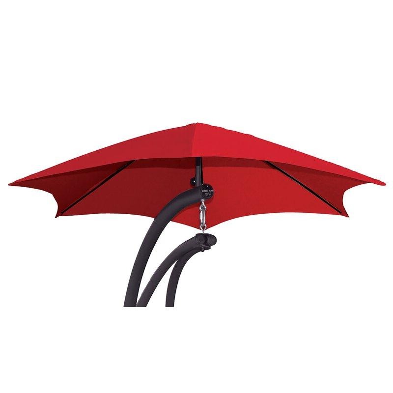 Maglione Fabric Cantilever Umbrellas With Regard To Recent Maglione Fabric 4' Cantilever Umbrella (View 13 of 25)