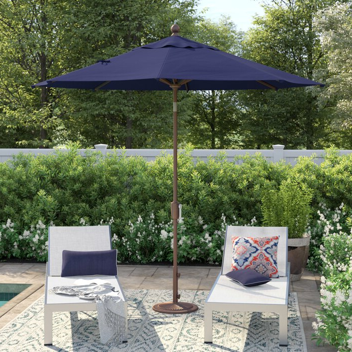 Market Umbrellas For Newest Launceston 9' Market Umbrella (View 11 of 25)
