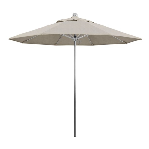 Markley Market Beach Umbrellas Inside Preferred Allure Series 9' Market Umbrella (View 18 of 25)
