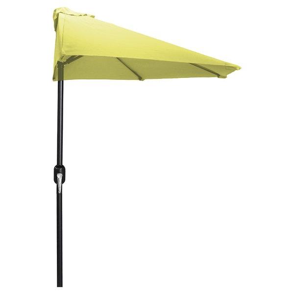 Monty Half Market Umbrellas With Regard To Favorite Half Balcony Umbrella (View 14 of 25)