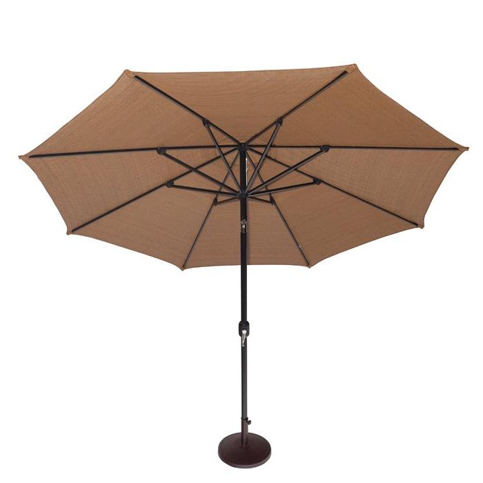 Most Current Cannock Market Umbrellas For 11' Market Umbrella (View 15 of 25)