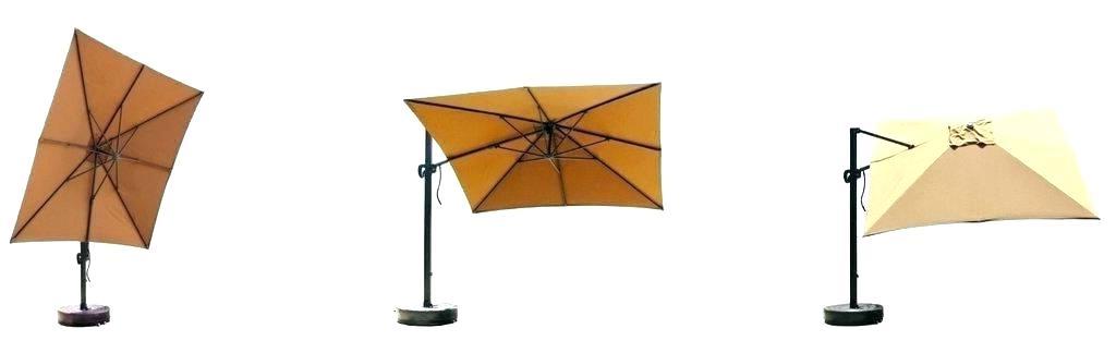 Most Current Cantilever Umbrella Sunbrella – Tildakulas (View 12 of 25)