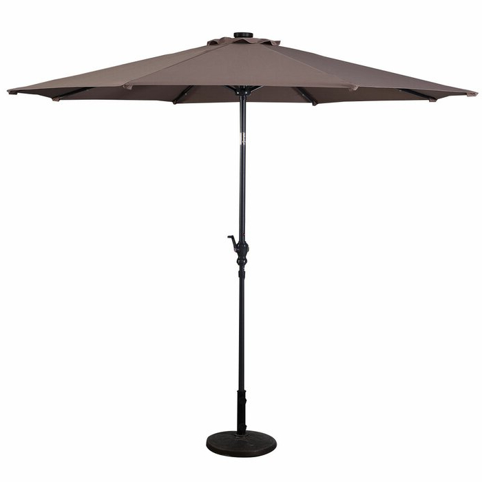 Most Current Fairford 10' Market Umbrella For Fairford Market Umbrellas (View 23 of 25)