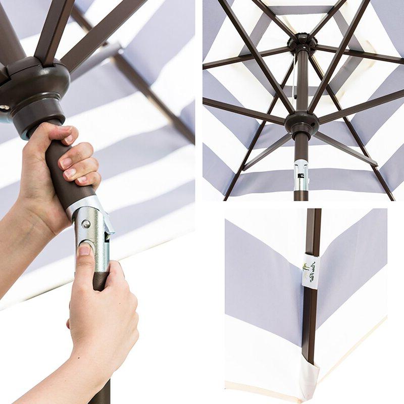 Most Current Gainsborough 9' Market Umbrella Intended For Gainsborough Market Umbrellas (View 4 of 25)
