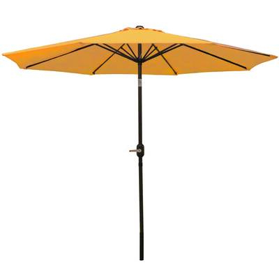 Most Current Keegan Market Umbrellas Inside Vivanco Dining Table (View 17 of 25)