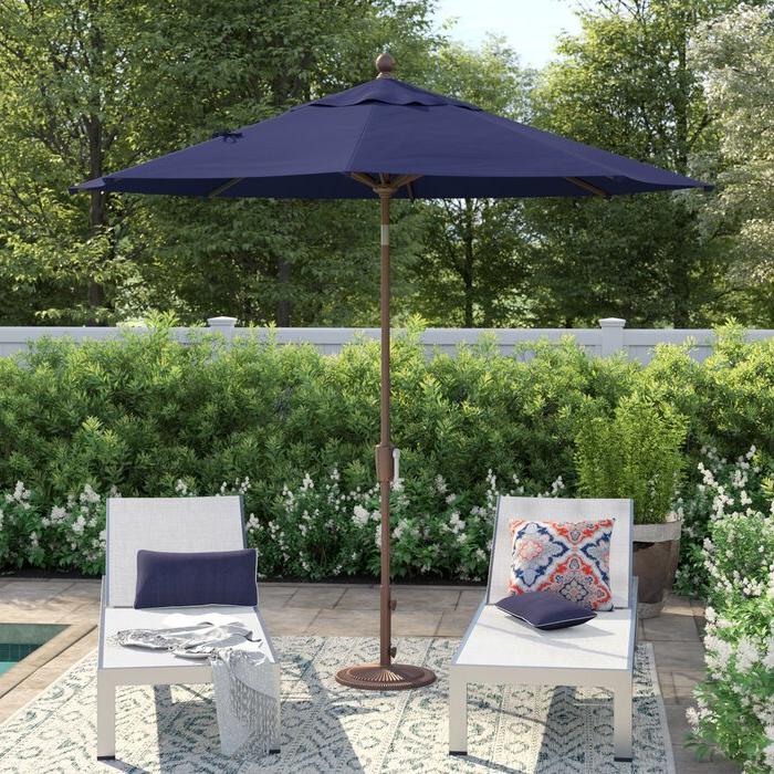 Most Current Launceston 9' Market Umbrella With Regard To Market Umbrellas (View 17 of 25)