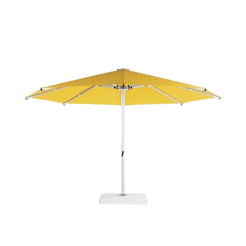 Most Current Nova 16' Market Umbrella With Regard To Devansh Market Umbrellas (View 19 of 25)