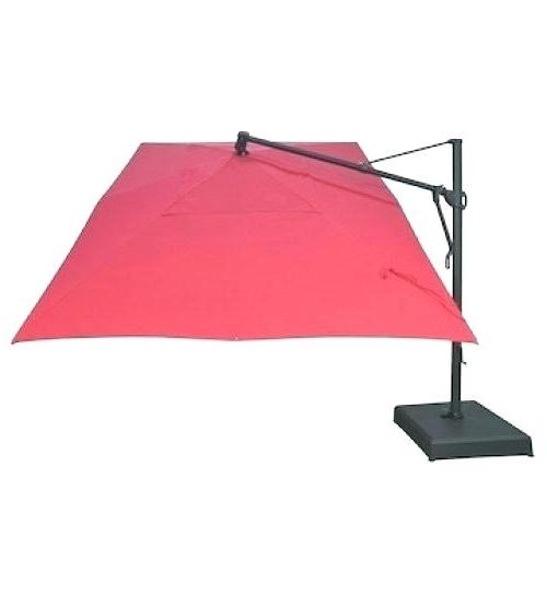 Most Current Tilda Cantilever Umbrellas For Cantilever Umbrella Sunbrella – Tildakulas (View 14 of 25)