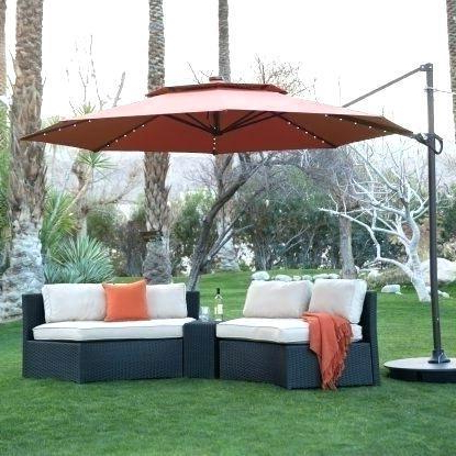 Most Popular 11 Patio Market Umbrella With Tilt Pertaining To Featherste Market Umbrellas (View 10 of 25)