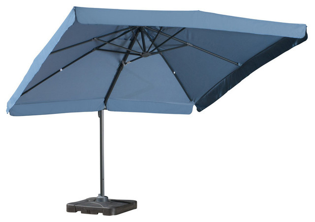 Most Popular Annabelle Market Umbrellas In Gdf Studio Atlantic Outdoor  (View 21 of 25)