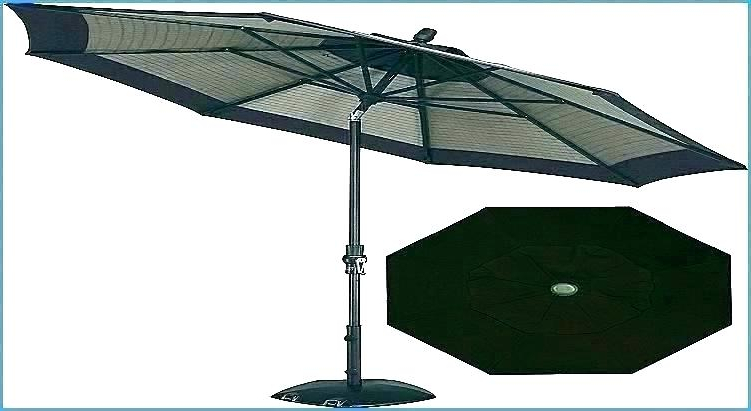 Most Popular Coolaroo Cantilever Umbrellas With Coolaroo Umbrella – Posneg (View 21 of 25)