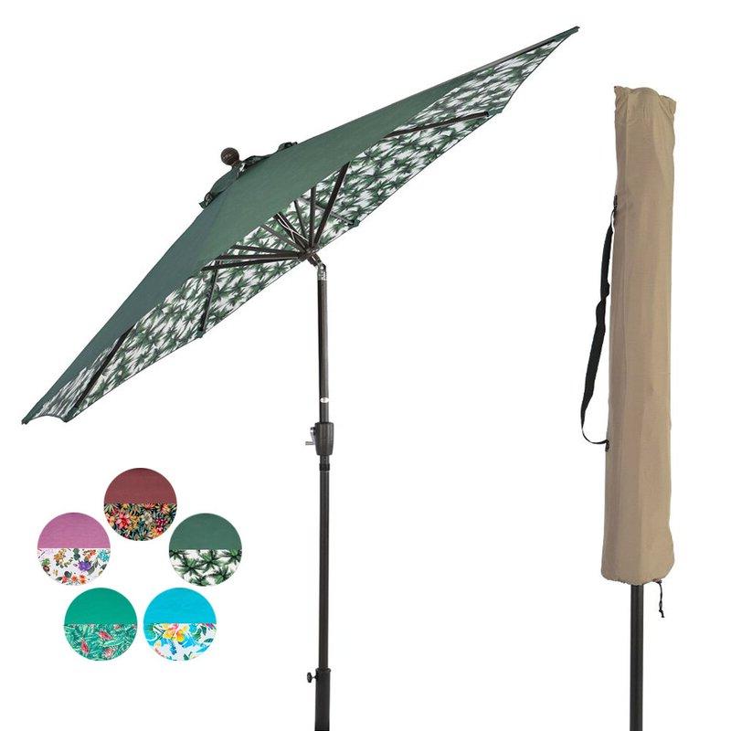 Most Popular Hurt 9' Market Umbrella Regarding Hurt Market Umbrellas (View 4 of 25)