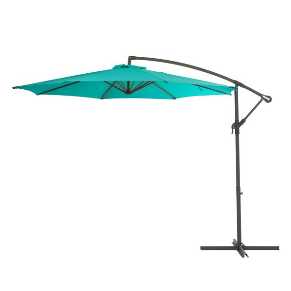 Most Popular Trotman Cantilever Umbrellas For Freda  (View 5 of 25)
