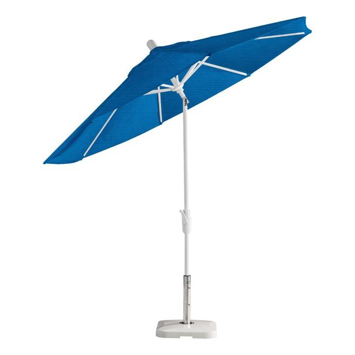 Most Popular Wiebe 9' Market Sunbrella Umbrella Throughout Wiebe Market Sunbrella Umbrellas (View 2 of 25)