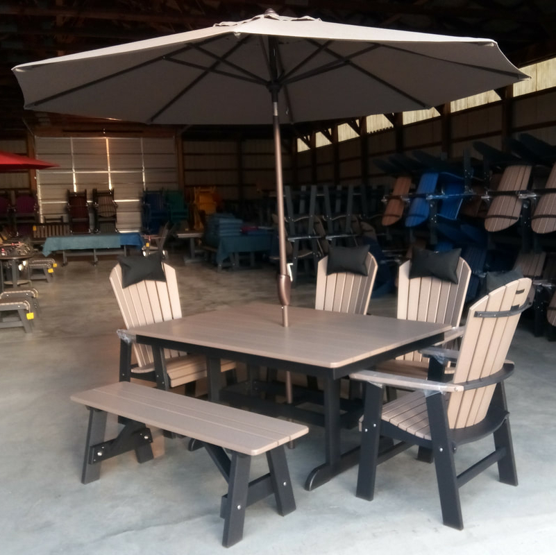 Most Recent Brubaker Market Umbrellas For Lancaster Poly Patios – Home (View 15 of 25)