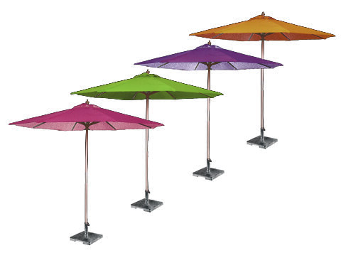 Most Recent Colored Market Umbrellas (View 13 of 25)