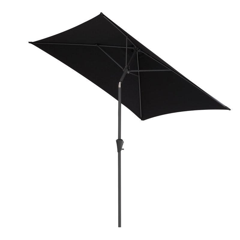 Most Recent Crowborough 9' Square Market Umbrella For Sheehan Market Umbrellas (View 16 of 25)