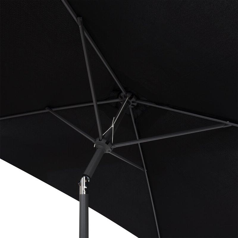 Most Recent Crowborough Square Market Umbrellas For Crowborough 9' Square Market Umbrella (View 17 of 25)