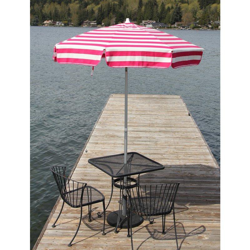 Most Recent Italian 6' Market Umbrella Throughout Italian Market Umbrellas (View 17 of 25)