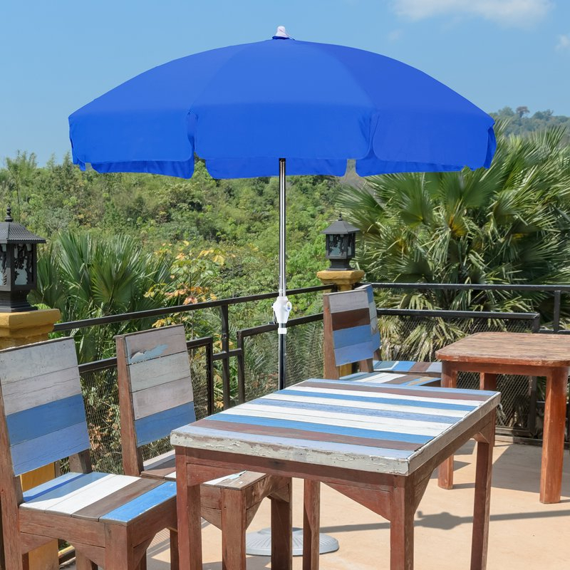 Most Recent Kerner Steel Beach Umbrellas For  (View 21 of 25)
