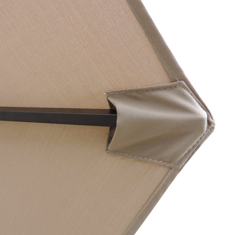 Most Recently Released Cannock Market Umbrellas Intended For Cannock 11' Market Umbrella (View 18 of 25)