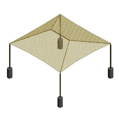 Most Recently Released Carlton  Rectangular Market Umbrellas For Shade Awnings In Mumbai, शेड ऑनिंग, मुंबई, Maharashtra (View 21 of 25)