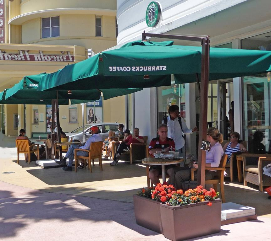 Most Recently Released Italian Market Umbrellas With Regard To Cantilever Offset Patio Umbrellas – Italian Shades (View 15 of 25)