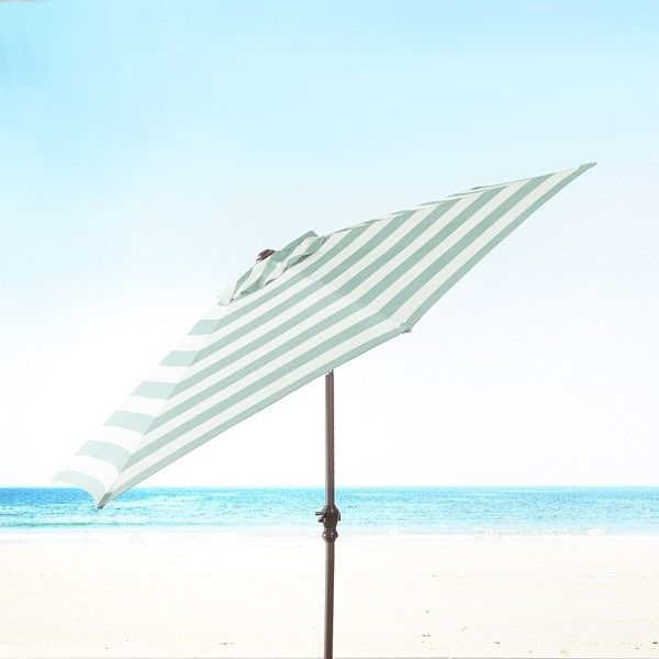 Most Recently Released Pier 1 Imports 9' Dover Spa Aluminum Tilting Umbrella (7,645 Php In Eastwood Market Umbrellas (View 17 of 25)