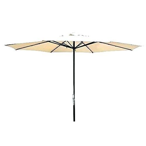 Most Recently Released Umbrella Canopy Replacement 8 Ribs – Untagupdate In Madalyn Rectangular Market Sunbrella Umbrellas (View 13 of 25)