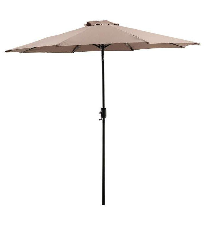 Most Recently Released Zipcode Design Hapeville 9' Market Umbrella In  (View 9 of 25)