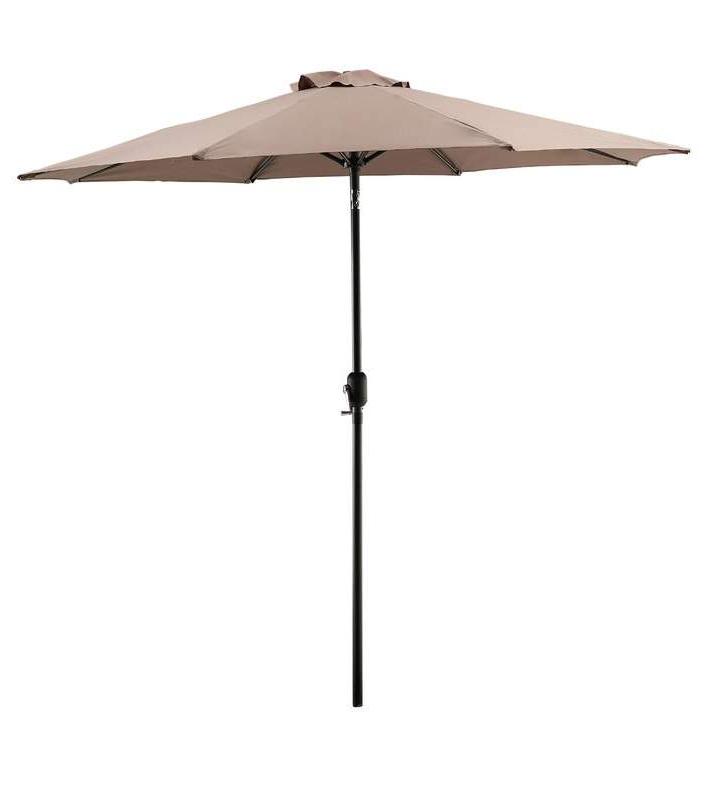 Most Recently Released Zipcode Design Hapeville 9' Market Umbrella In  (View 16 of 25)