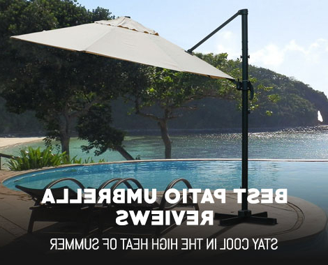Most Up To Date A Guide To The Best Patio Umbrella – Outdoormancave With Tropical Patio Umbrellas (View 25 of 25)