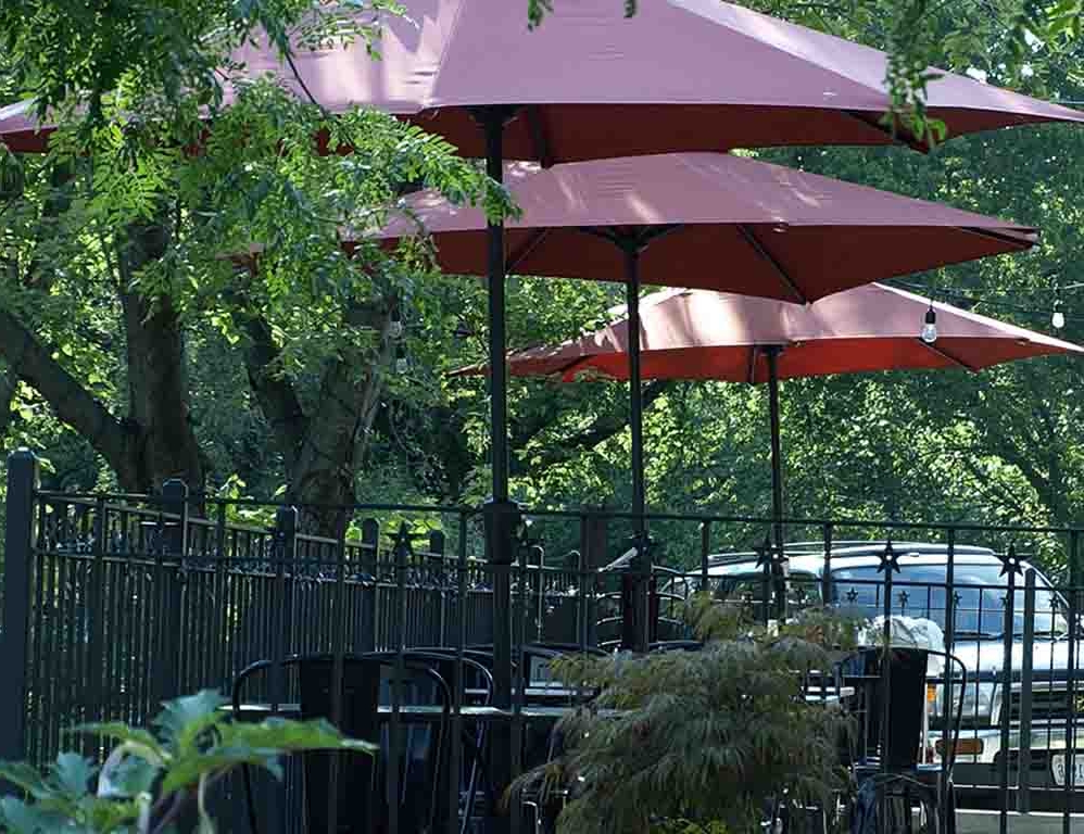 Most Up To Date Eating Out In Ward 5 – The Dc Voice Intended For Brookland Market Umbrellas (View 25 of 25)