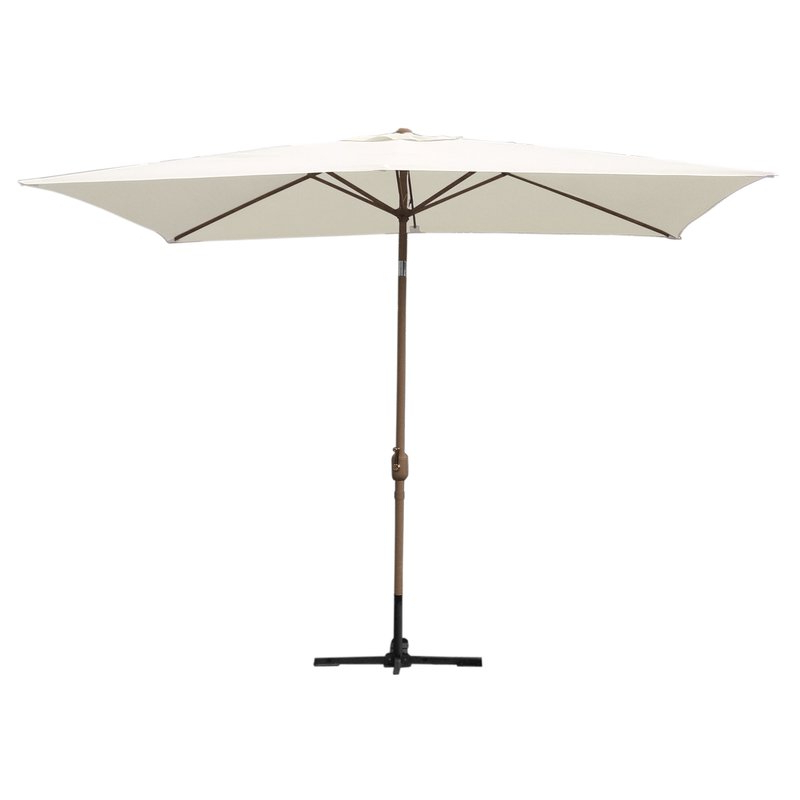 Most Up To Date Norah Rectangular Market Umbrellas Regarding Norah 10' X  (View 10 of 25)