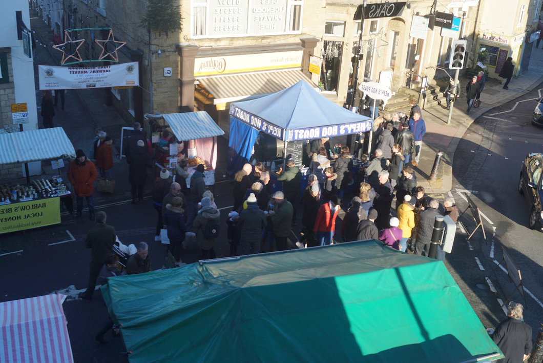 Most Up To Date Wetherby Market Umbrellas Within Dickensian Christmas Market (View 11 of 25)