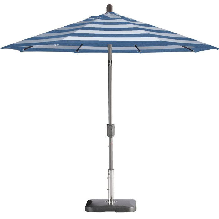 Most Up To Date Wiechmann Push Tilt 9' Market Sunbrella Umbrella Intended For Wiechmann Market Sunbrella Umbrellas (View 12 of 25)