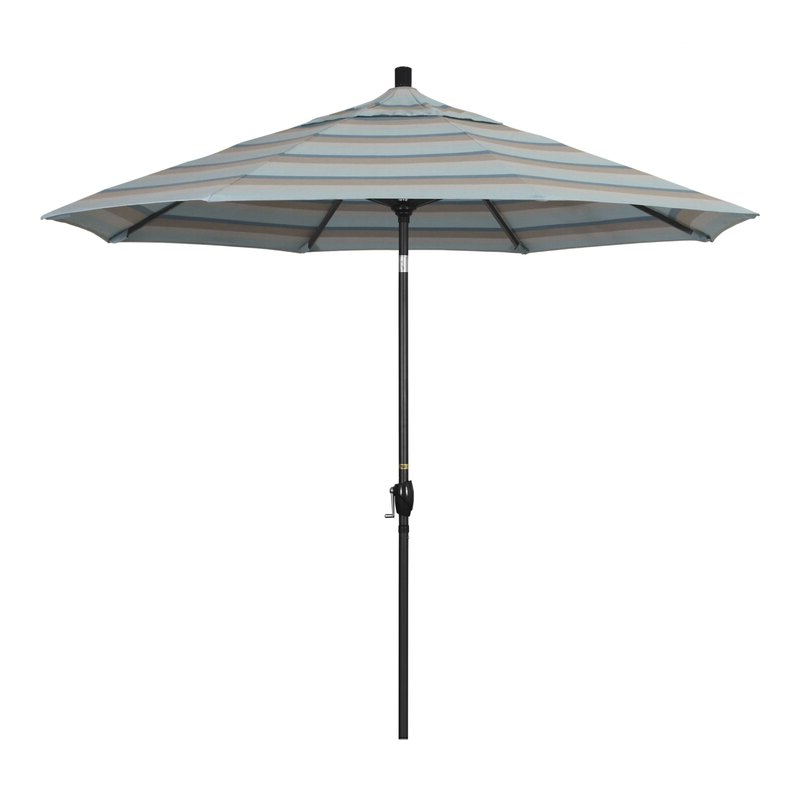 Mucci Madilyn Market Sunbrella Umbrellas Throughout Widely Used 9' Market Umbrella & Reviews (View 18 of 25)