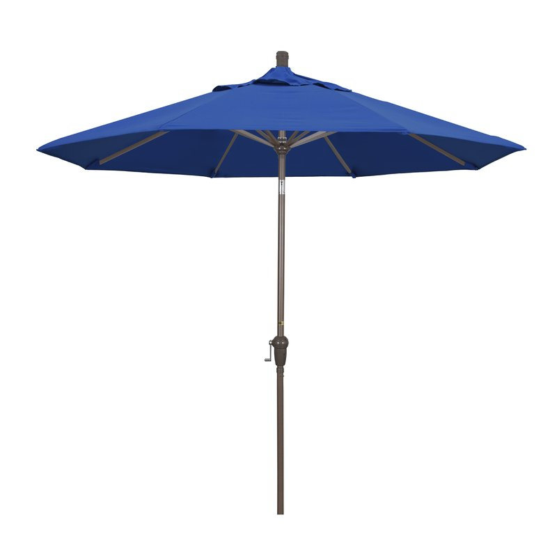 Mullaney 9' Market Umbrella Regarding Most Recent Hookton Crank Market Umbrellas (View 6 of 25)