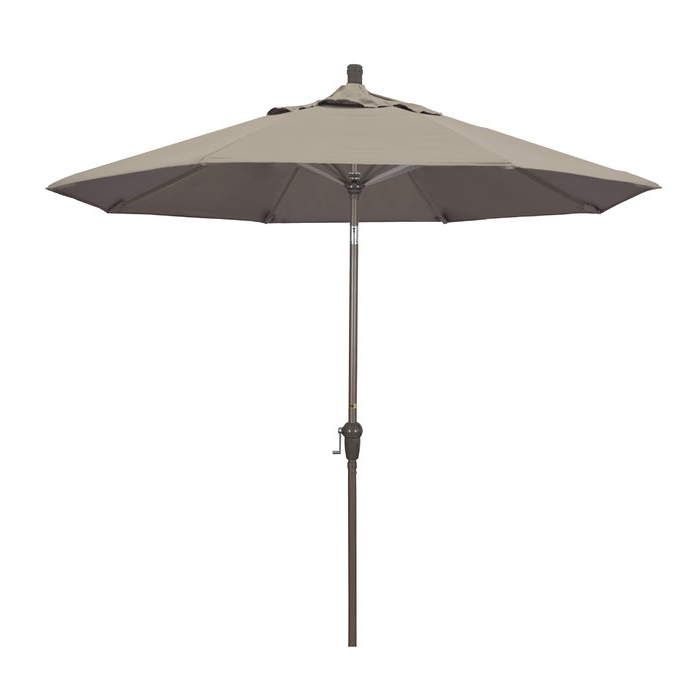 Mullaney 9' Market Umbrella Regarding Preferred Pedrick Drape Market Umbrellas (View 14 of 25)