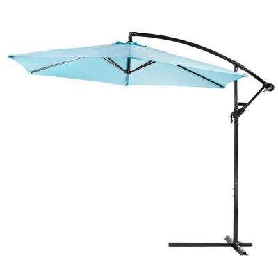Mullaney Market Umbrellas Throughout Trendy With Stand – Market Umbrellas – Patio Umbrellas – The Home Depot (View 16 of 25)