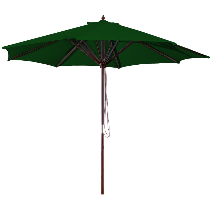 New Haven 9' Market Umbrella regarding Current New Haven Market Umbrellas