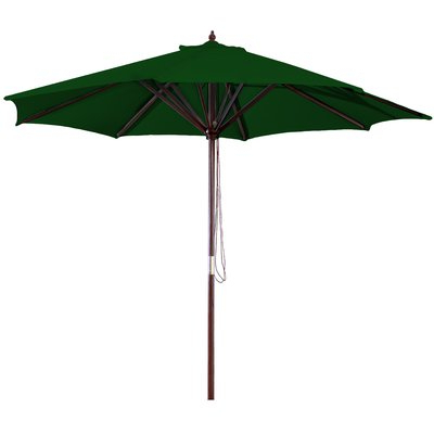 New Haven 9' Market Umbrella With Regard To Fashionable New Haven Market Umbrellas (View 15 of 25)