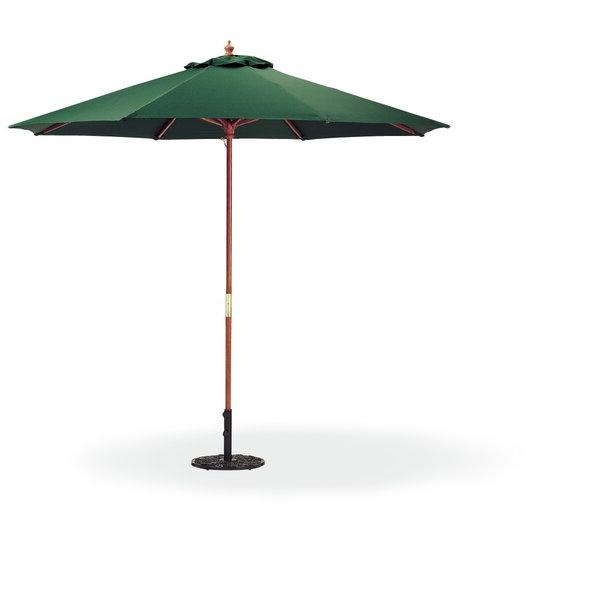 Newest Best Choices Fiberglass Market Umbrellawoodard No Copoun (View 11 of 25)