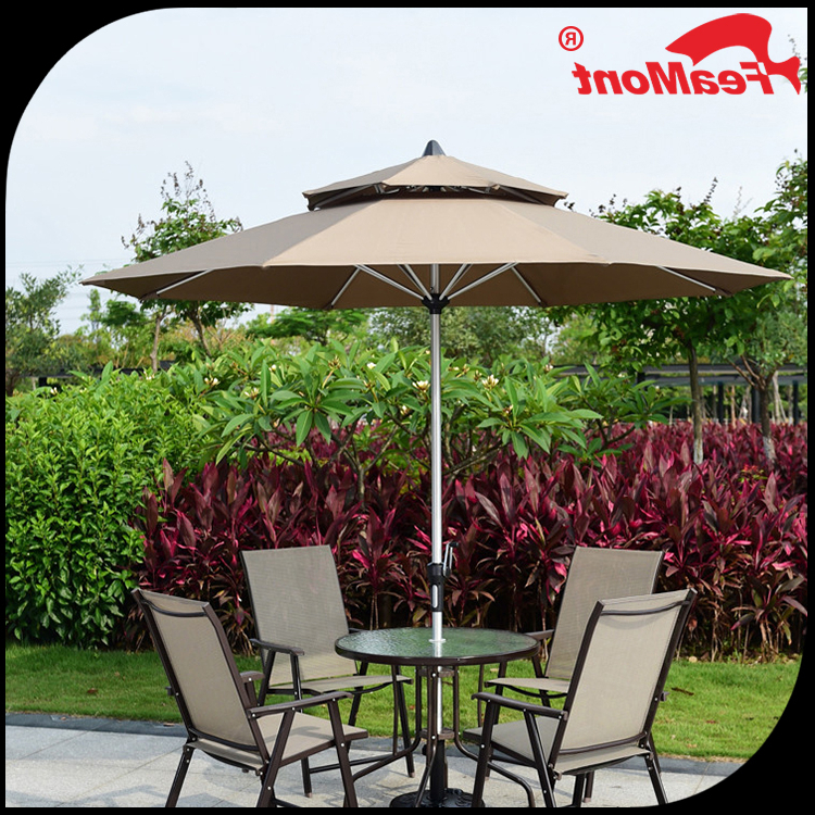 Newest Eastwood Market Umbrellas Within China Marble Umbrella Base, China Marble Umbrella Base Manufacturers (View 18 of 25)