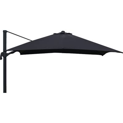 Newest Emely 11' Cantilever Sunbrella Umbrella & Reviews (View 22 of 25)