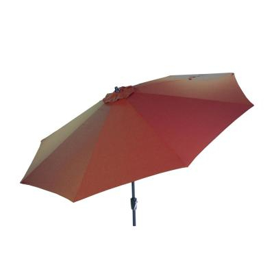 Newest Emely Cantilever Sunbrella Umbrellas With Regard To Hampton Bay 10 Ft (View 15 of 25)