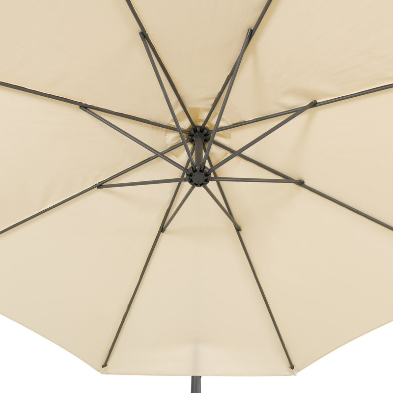 Newest Freda Cantilever Umbrellas Pertaining To Freda  (View 5 of 25)